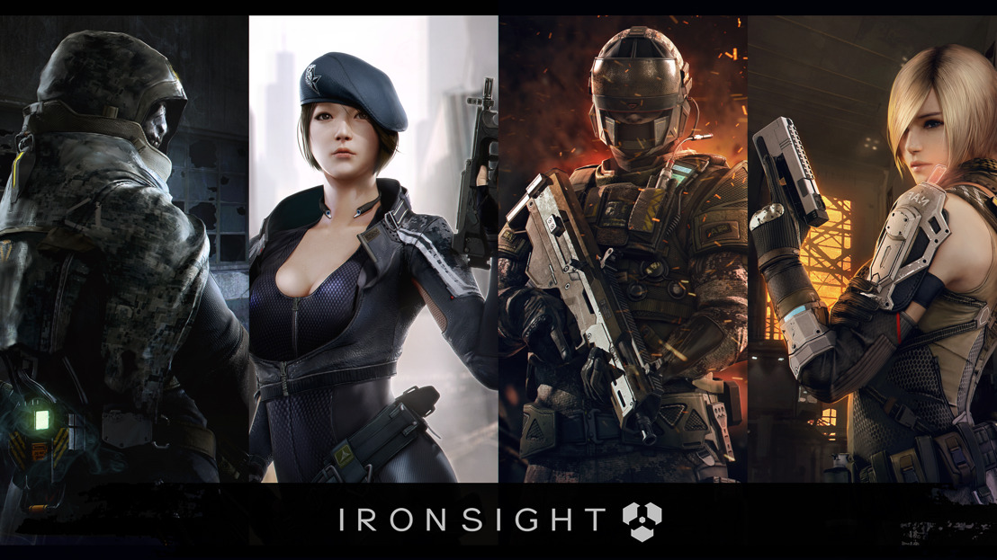 Ironsight: Open beta phase starts today!