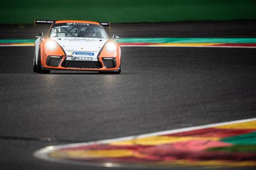 Un cadre magnifique pour le lancement de la Porsche Carrera Cup Benelux
