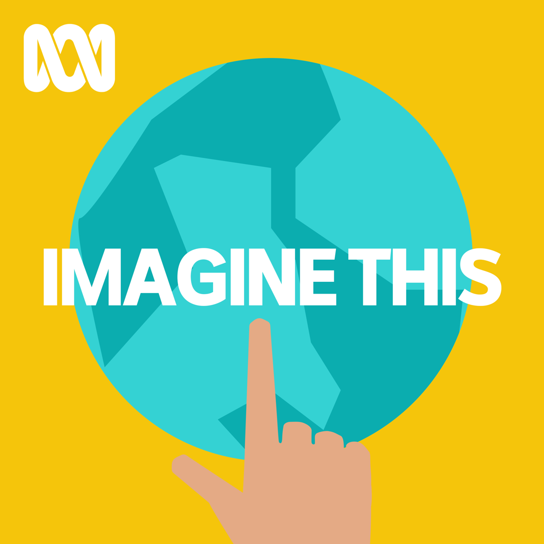 Imagine This - new podcast for preschoolers