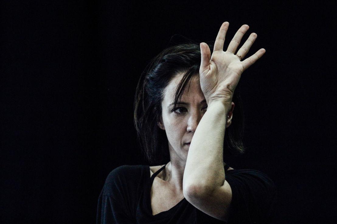 Claire Croizé / Action Scénique - EVOL -  28 > 29/10 © Joeri Thiry, STUK