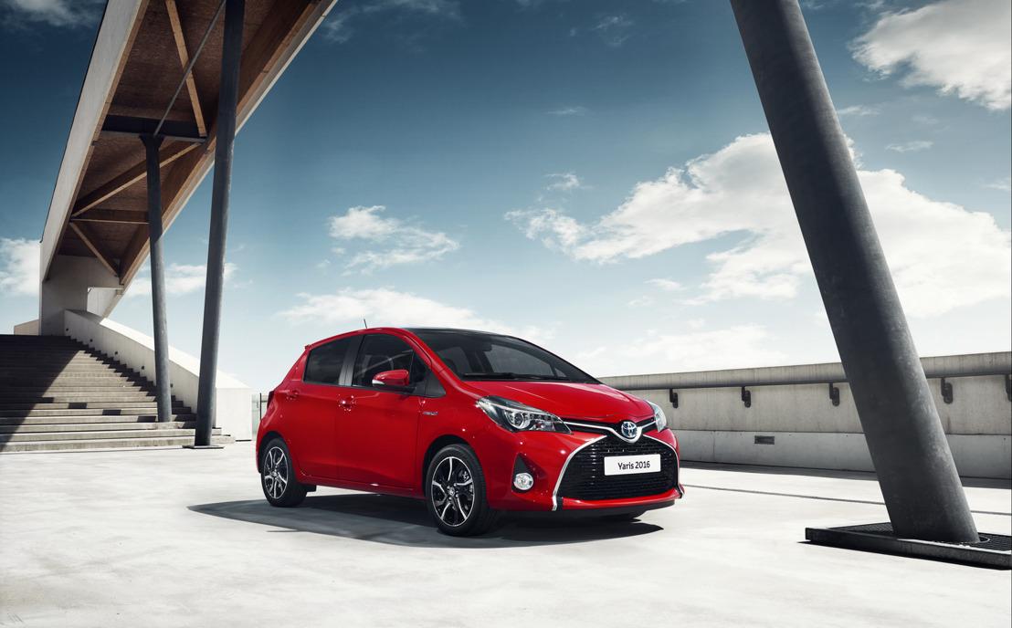 UPDATE Oktober 2015 - Toyota Yaris