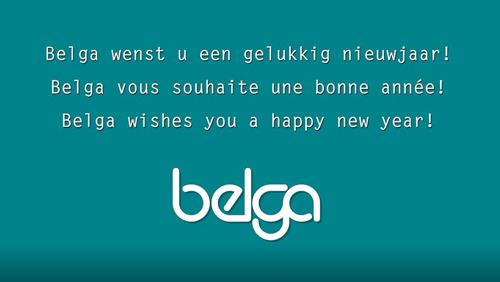 Belga vous souhaite une très bonne année 2021 !