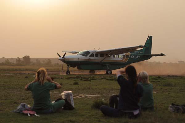 Flying doctors: Virunga<br/>(c) VRT