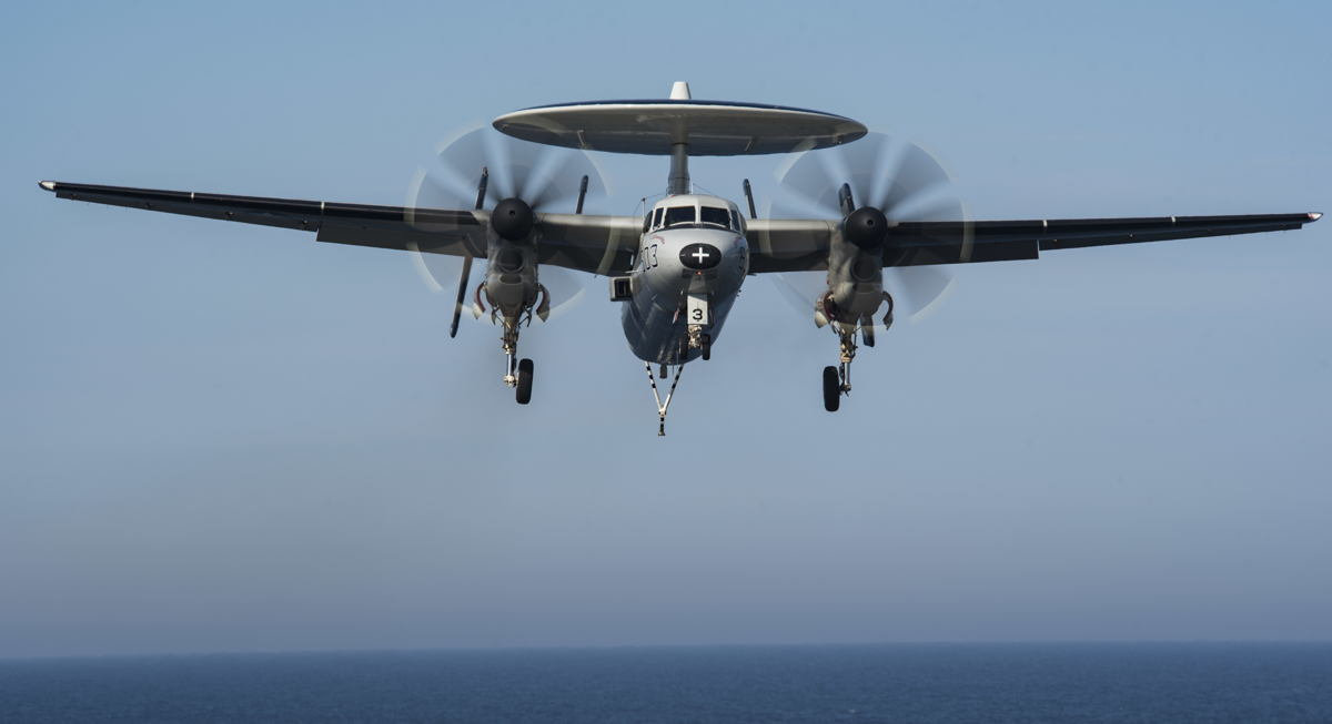 E-2C-Hawkeye ©Photo Military Material Pixabay