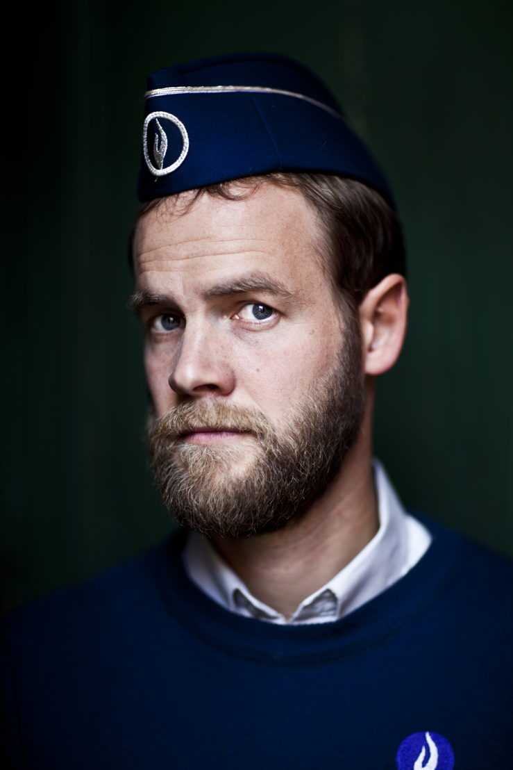 Bevergem - Wannes Cappelle als Johan (c) De Wereldvrede - Tom Verbruggen