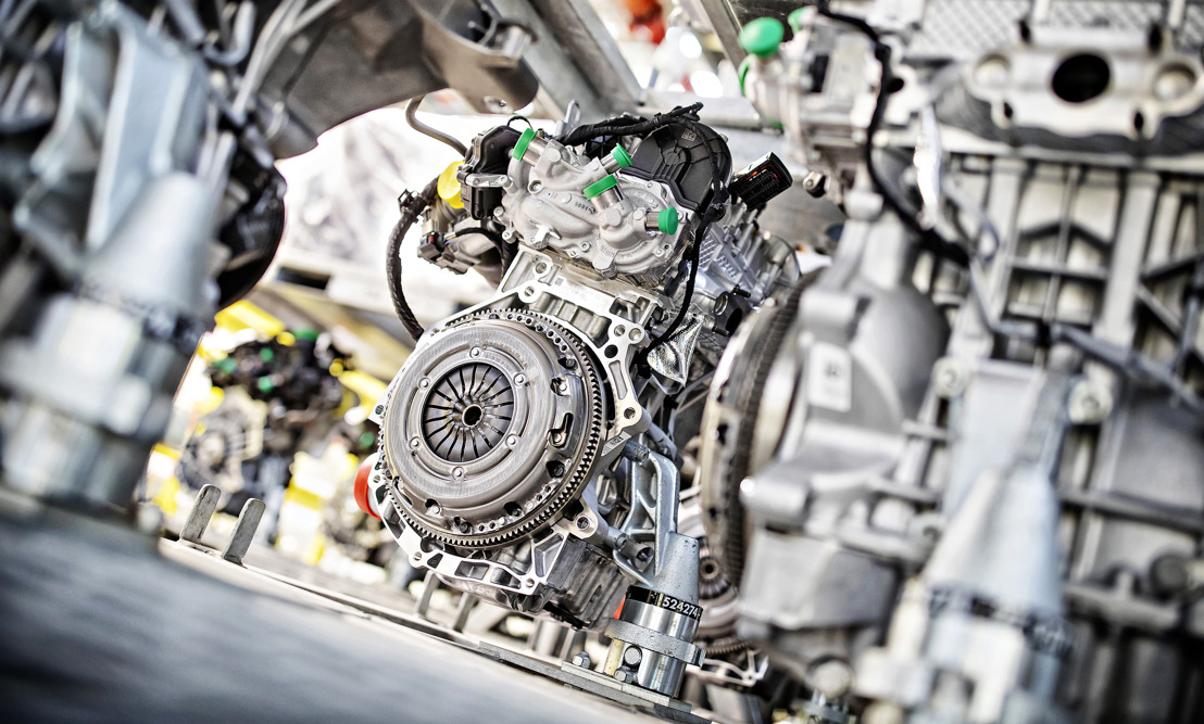 Production milestone reached in Mladá Boleslav: ŠKODA AUTO manufactures 3 millionth EA211 engine
