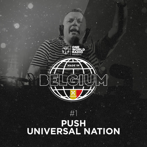 'Universal Nation' by Push becomes the number 1 in The Made in Belgium Top 100