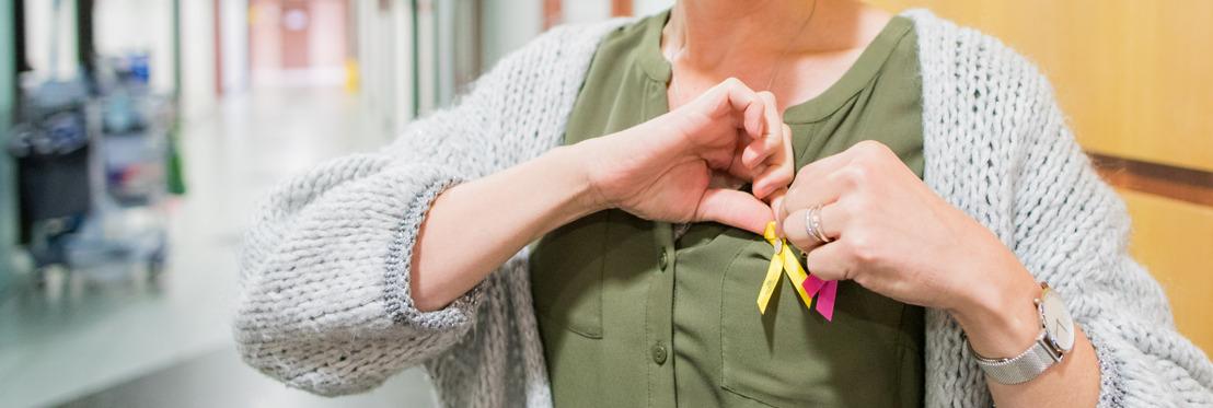 Kom op tegen Kanker organiseert vernieuwde, coronaveilige Dag tegen Kanker