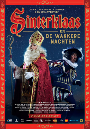 """Gouden Film Award voor """"Sinterklaas en de wakkere nachten"""""""
