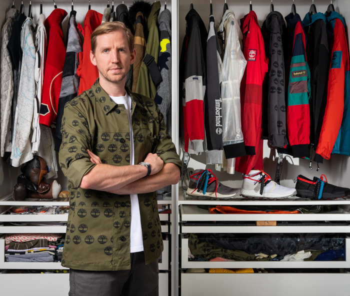 TIMBERLAND TAPS LONDON-BASED DESIGNER CHRISTOPHER RAEBURN AS GLOBAL CREATIVE DIRECTOR