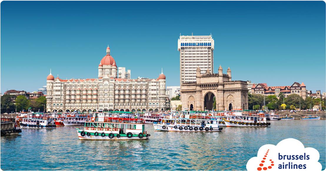 Brussels Airlines relie la Belgique à l'Inde