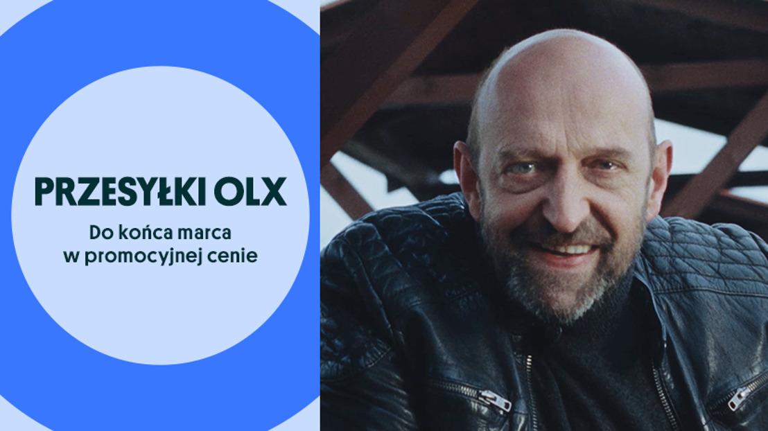 """""""Można i tak"""". OLX reklamuje nową usługę przesyłek do paczkomatów i punktów odbioru"""
