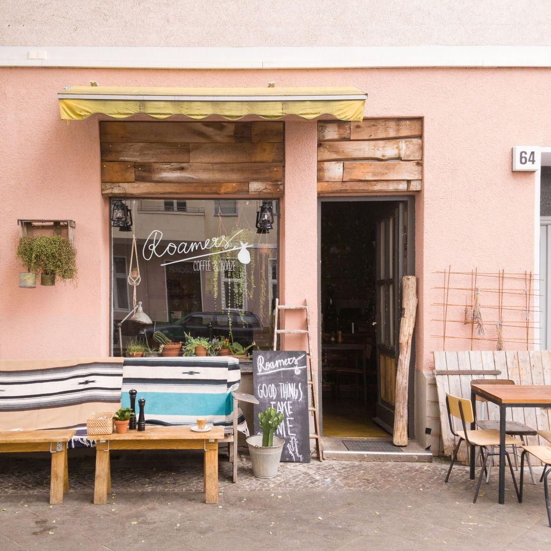 Café Roamer's (c) visitBerlin, Foto visumate