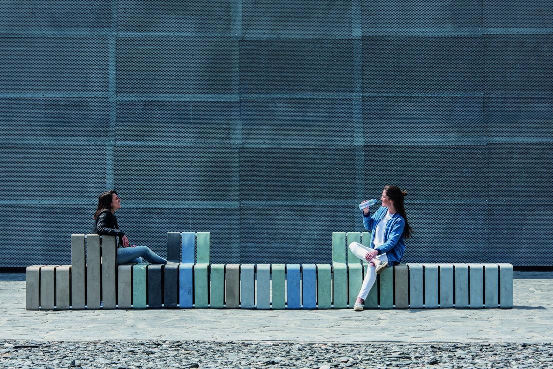 H-Bench - Duurzame zitbank - Studio Segers voor EOC-oh!-<br/> Henry van de Velde Ecodesign Award by OVAM Nominee