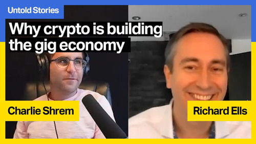 CHARLIE SHREM|Community as an asset: Speculators vs real-world users with Richard Ells, Electroneum CEO