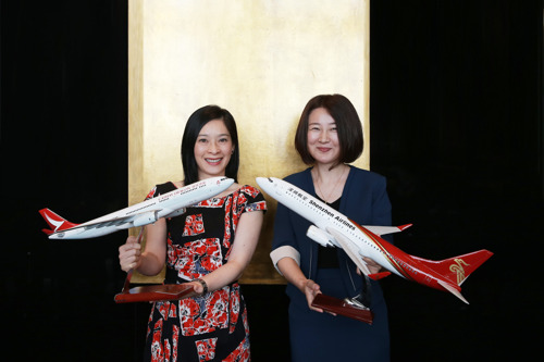 Cathay Dragon grows Mainland China network through expansion of codeshare arrangement with Shenzhen Airlines