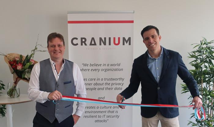 CRANIUM devient leader du marché au Benelux avec l'ouverture d'un bureau au Luxembourg