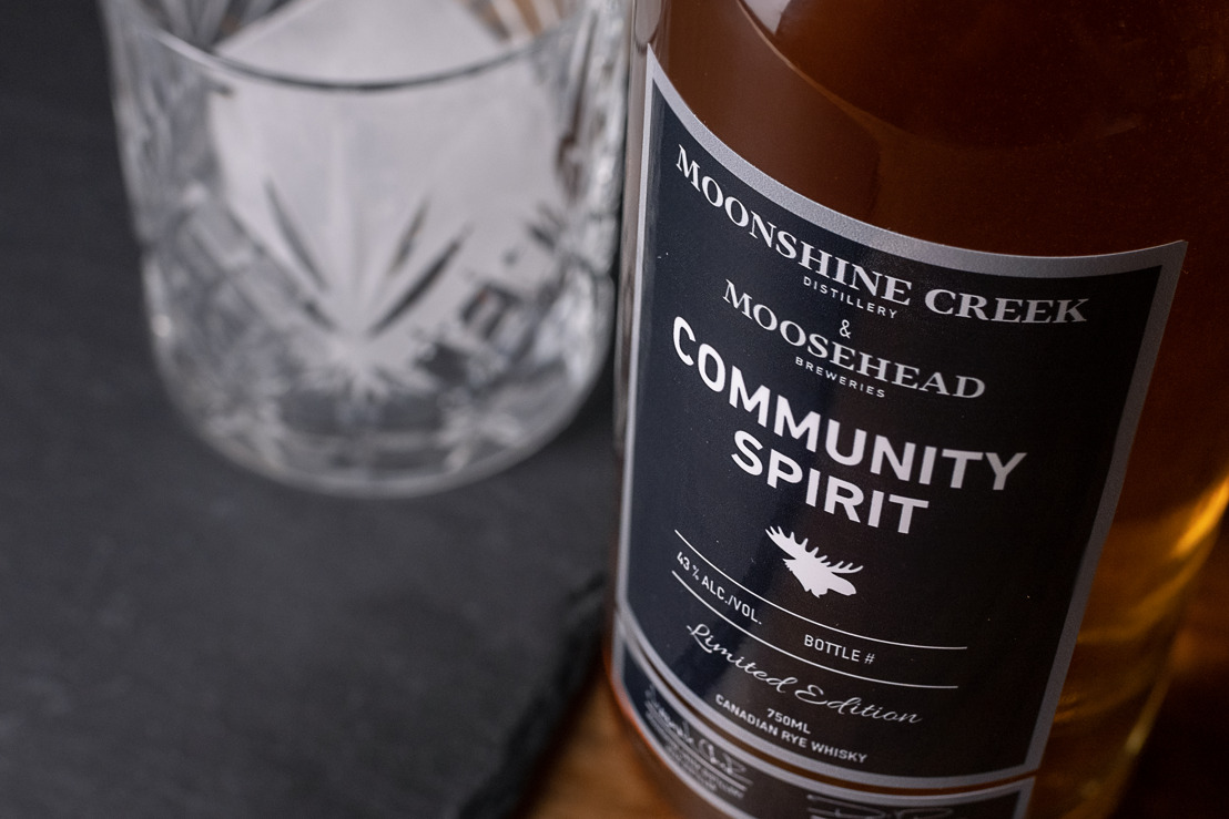 MOOSEHEAD AND MOONSHINE CREEK COME TOGETHER TO SHOW THEIR 'COMMUNITY SPIRIT'