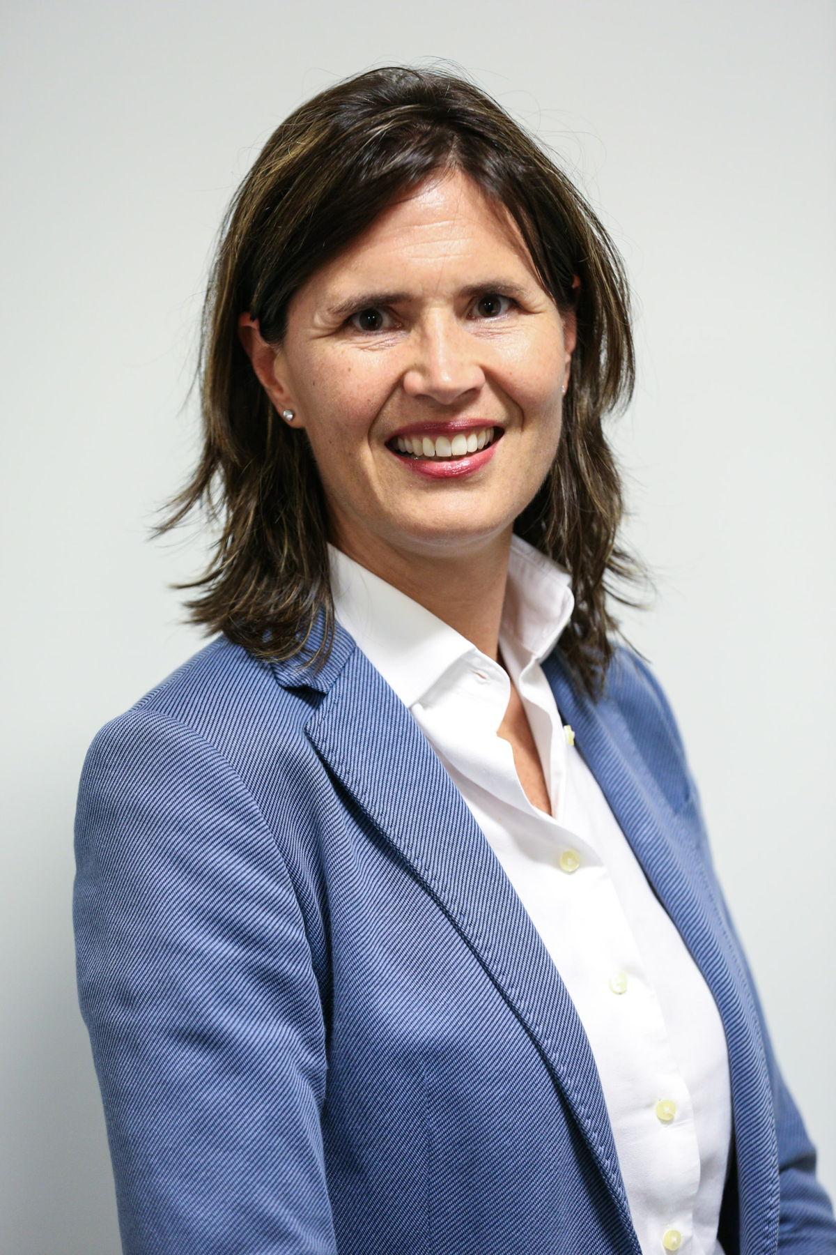 Josine Heijmans, Portfolio Director at dmg events