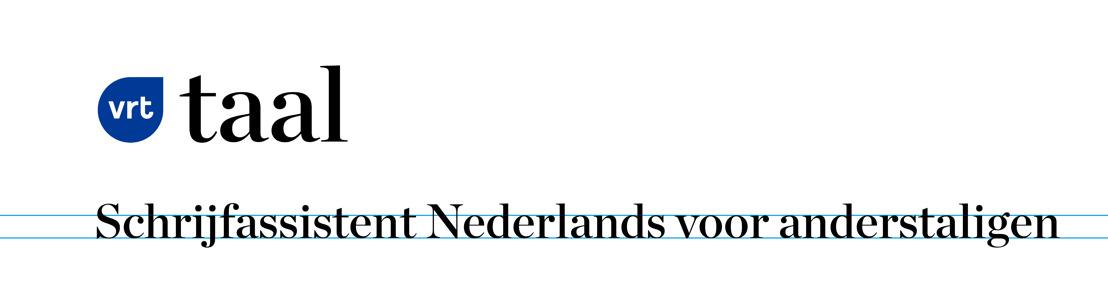 'Schrijfassistent Nederlands voor anderstaligen' helpt (bijna) foutloos schrijven