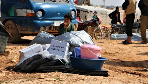 Preview: Siria: el cierre de los pasos fronterizos para suministro de ayuda humanitaria pondría millones de vidas en peligro
