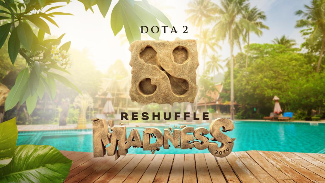 Стали известны первые участники турнира WePlay! Dota 2 Reshuffle Madness 2019