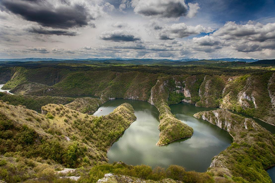 Serbia: Uvac Canyon