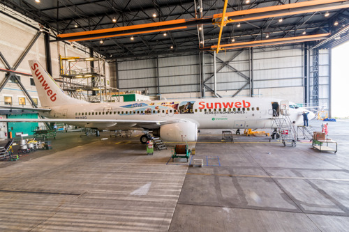 Sundio and Transavia extend cooporation agreement