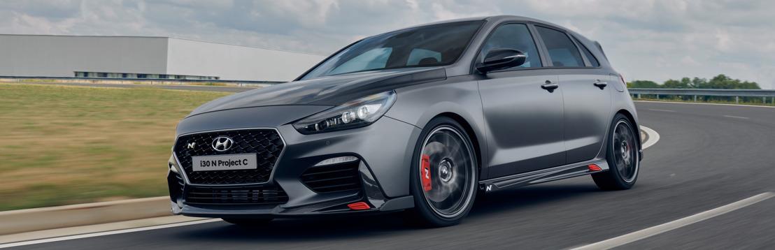 Weltpremiere für Hyundai i30 N Project C an der IAA in Frankfurt