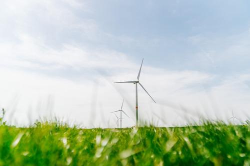 Een project van 10 nieuwe windturbines in Gouvy
