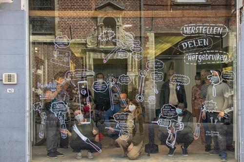 International Repair Day in Leuven zet herstellen en hergebruiken in de kijker