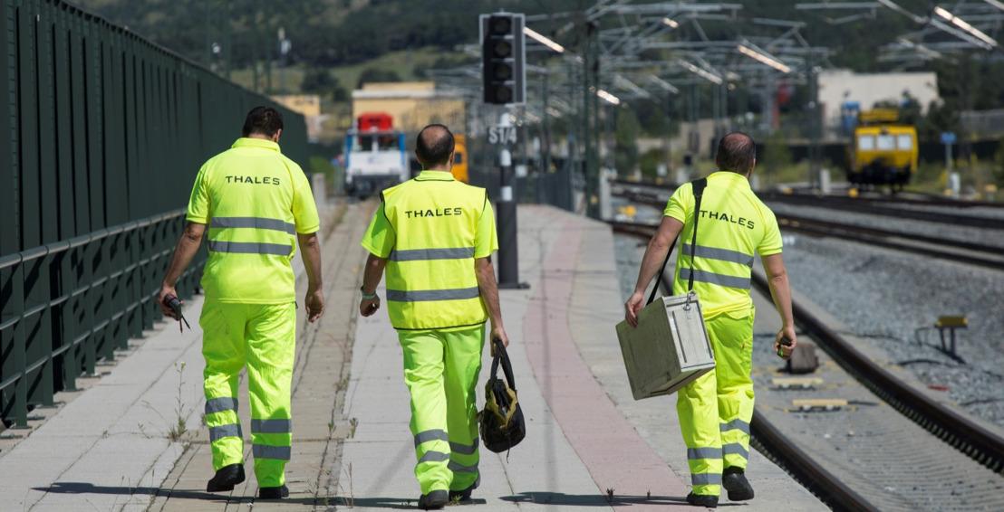 ADIF confie à Thales la maintenance des installations de contrôle des lignes à grande vitesse Madrid-Séville et Cordoue-Malaga