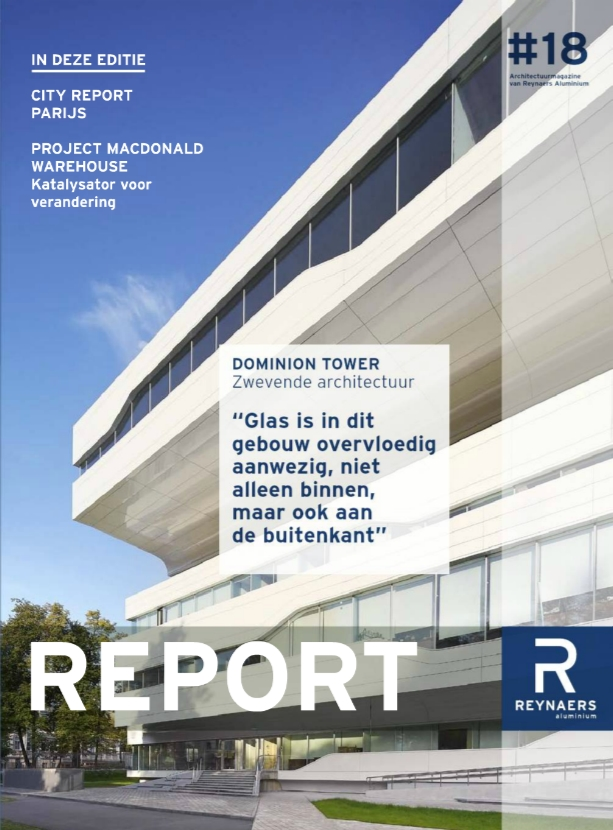 Cover Report 18 NL