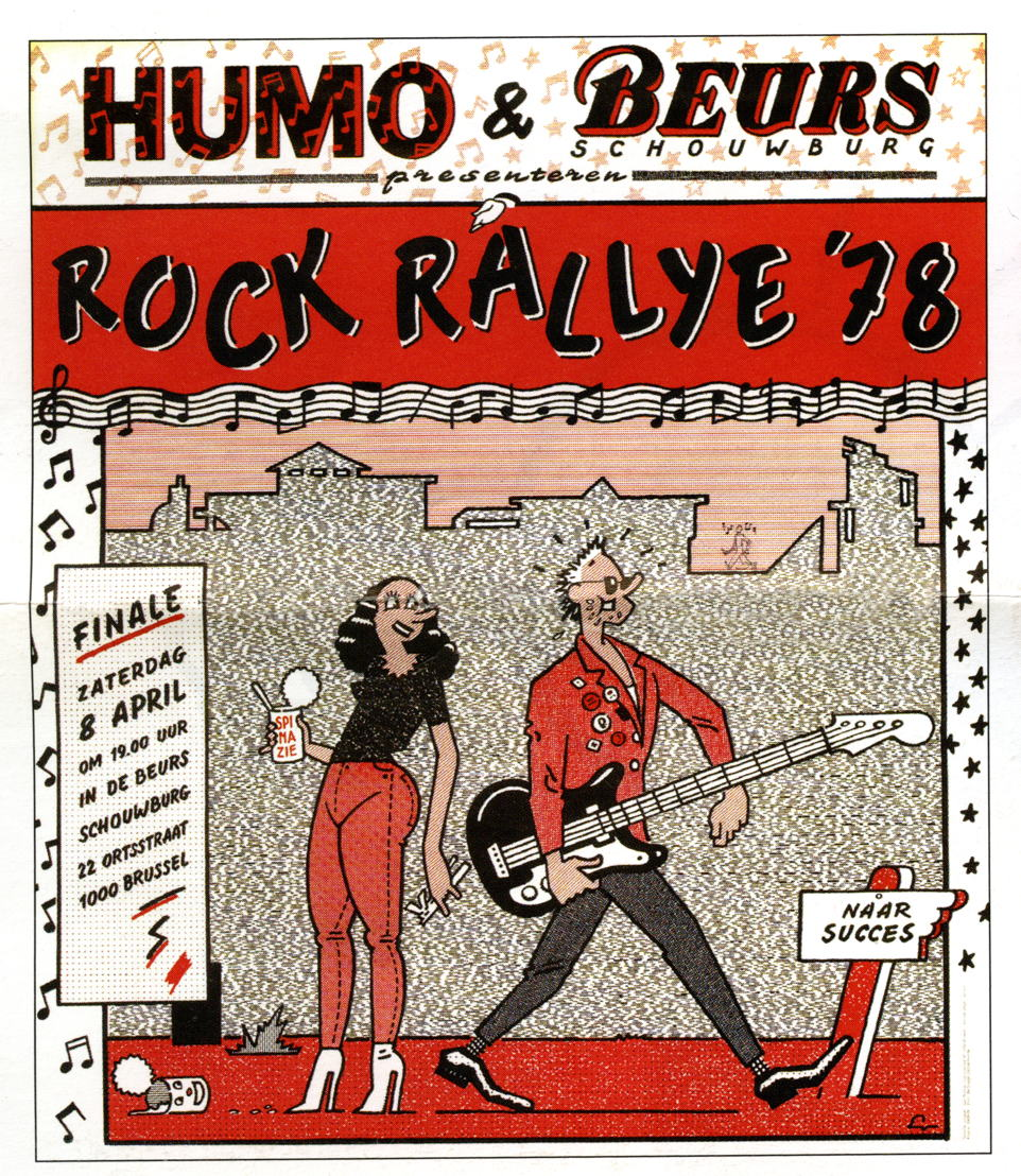 Humo's Rock Rally Special