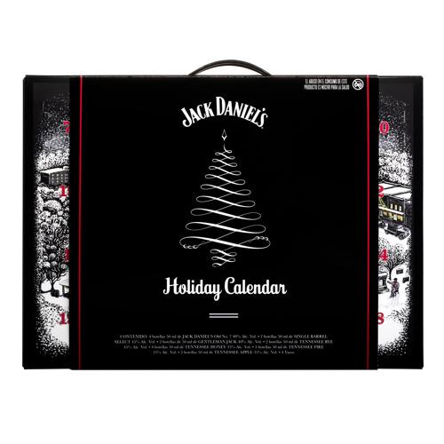 Jack Daniel's te enseña cómo hacer que en Diciembre todos los días cuenten