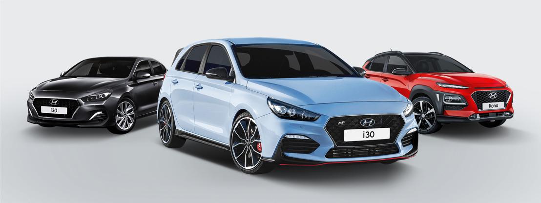 Hyundai mit drei Neuheiten an der IAA 2017: i30 N, All-New i30 Fastback und All-New KONA