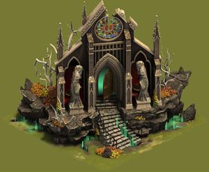 Forge of Empires_Dark Doorway