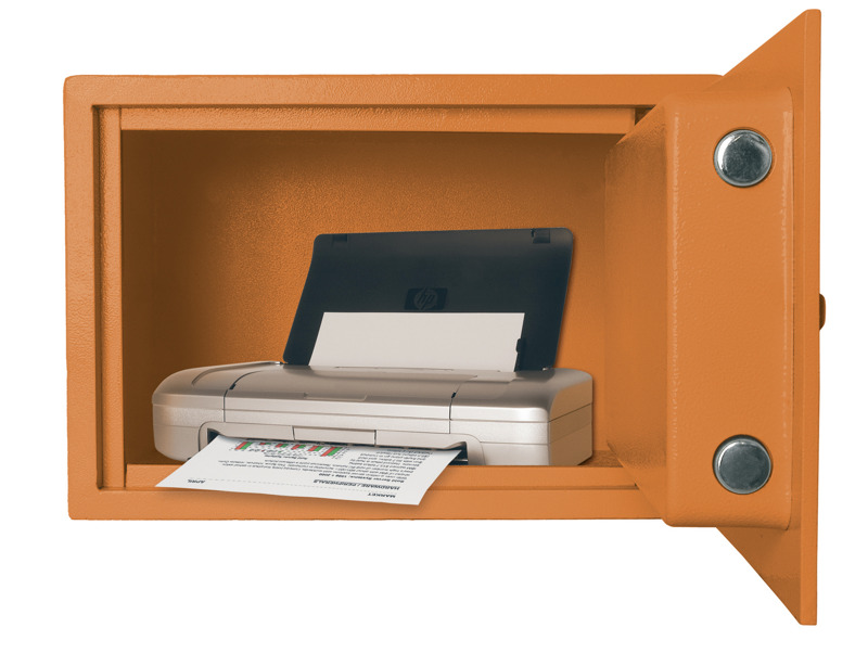Secure printing with ThinPrint