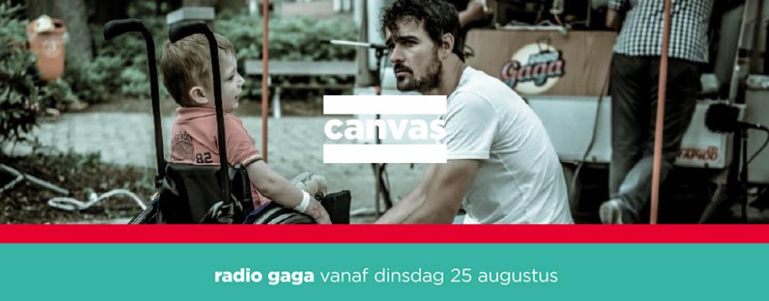 Radio Gaga in Pellenberg: muziek als troost - straks op Canvas, nu al op Canvas.be