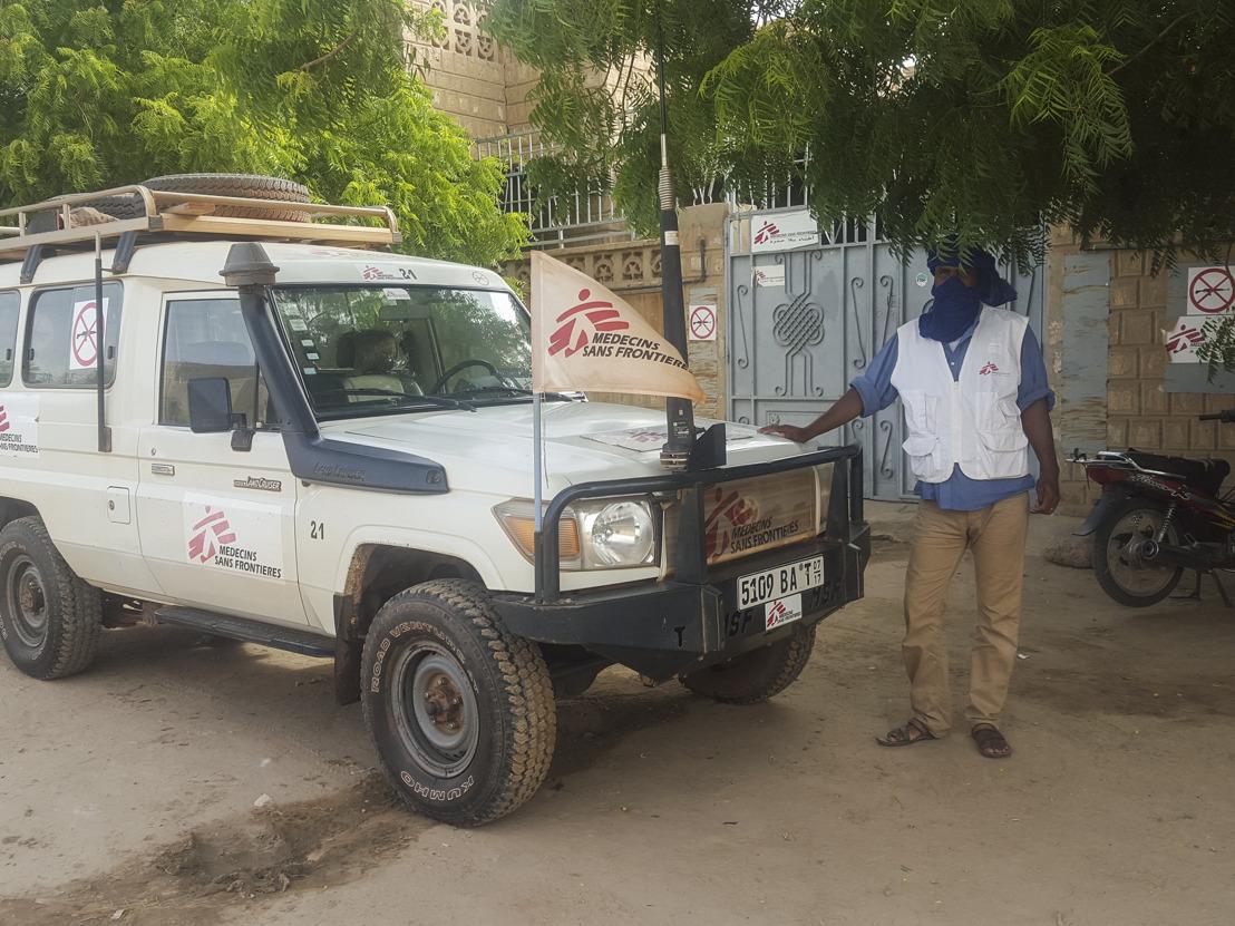 Mali : MSF alerte sur le danger de l'utilisation de l'aide humanitaire à des fins politiques et militaires