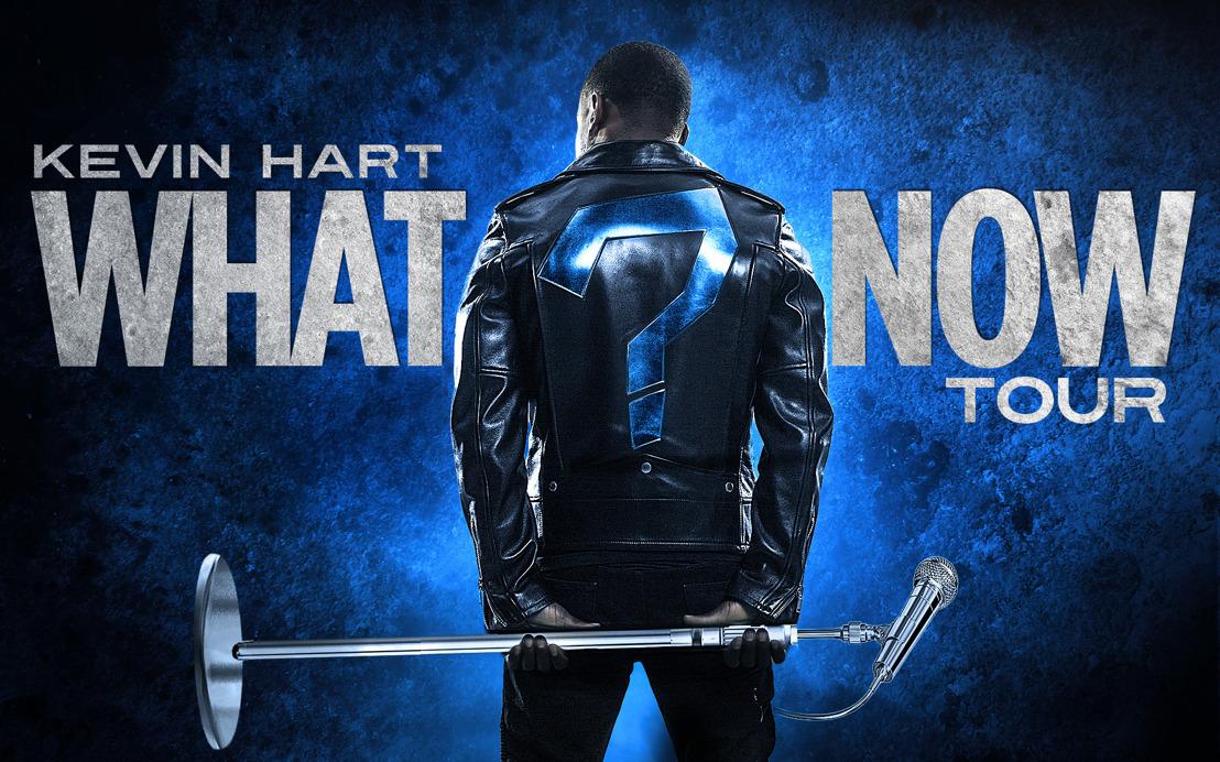 Kevin Hart wegens groot succes naar Sportpaleis Antwerpen