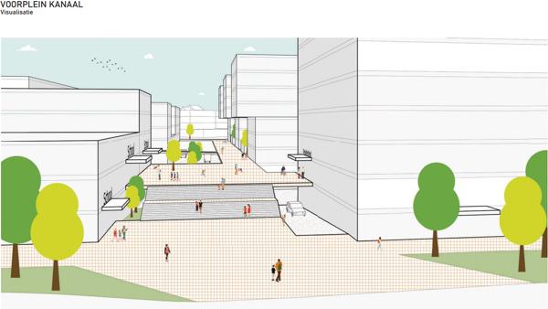 Preview: Anderlecht krijgt prestigieuze nieuwe campus Nederlandstalig onderwijs