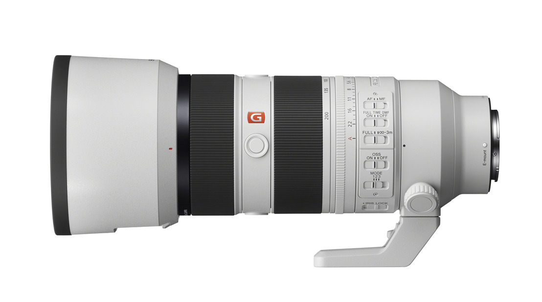 Sony Electronics Continues to Redefine Excellence in Imaging with the Introduction of the new FE 70-200mm F2.8 GM OSS II