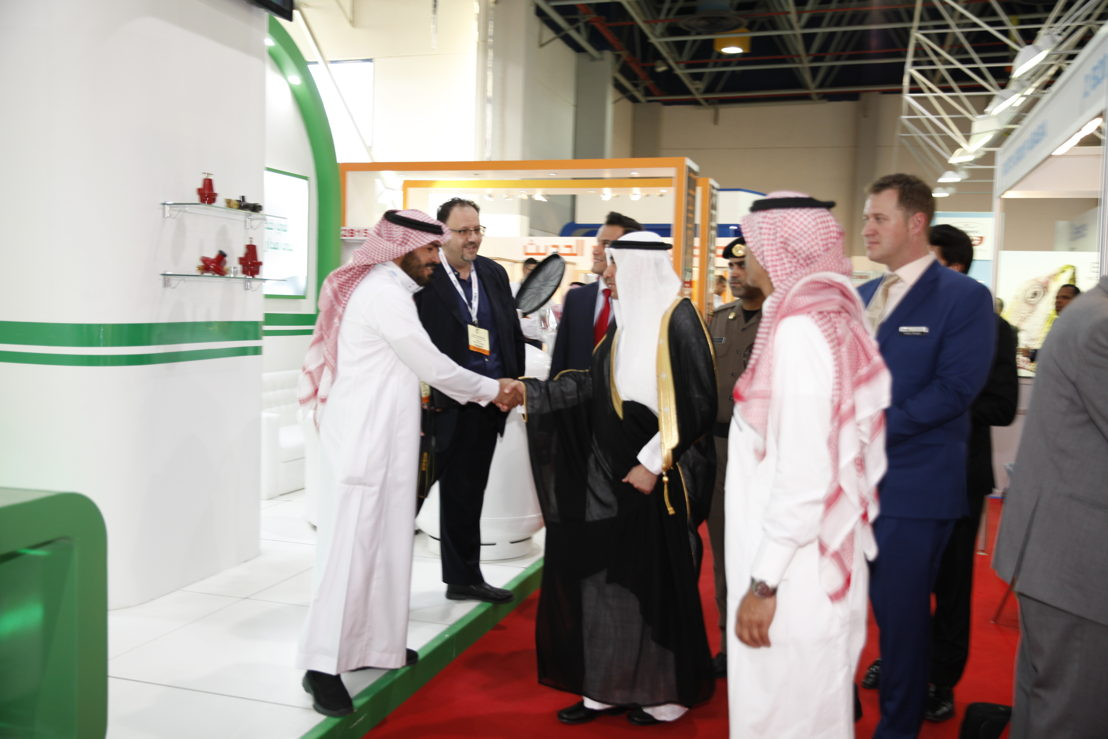 The Big 5 Saudi 2016 - Official Opening