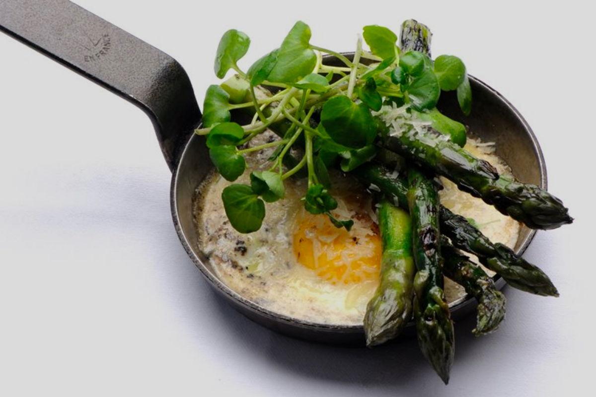 Chef's breakfast: een selectie van signature dishes, in plaats van een uitgebreid ontbijtbuffet