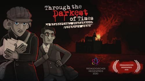 Through The Darkest of Times gewinnt den pädagogischen Medienpreis 2020