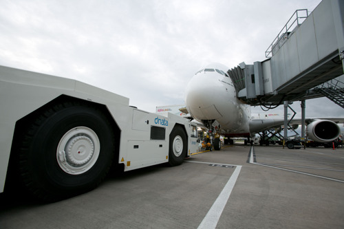 dnata brings ground handling expertise to Manchester International Airport