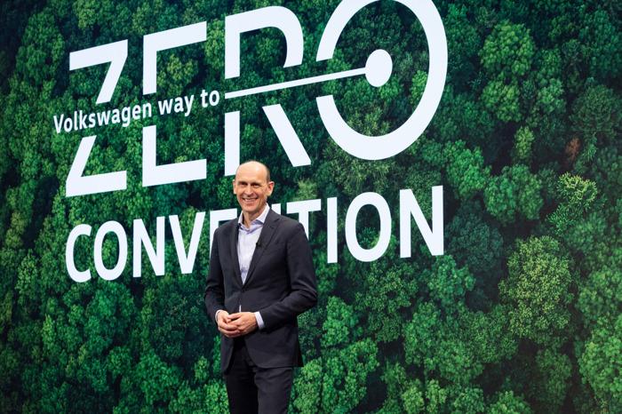 Way to Zero: Volkswagen stelt roadmap voor klimaatneutrale mobiliteit voor