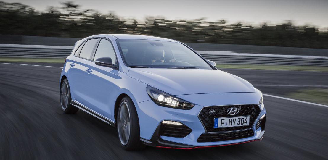 La nuova Hyundai i30 N: autentica auto sportiva per una guida coinvolgente e divertente