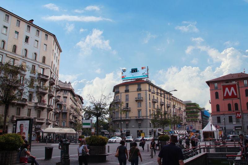 Ledwall Piazza Argentina